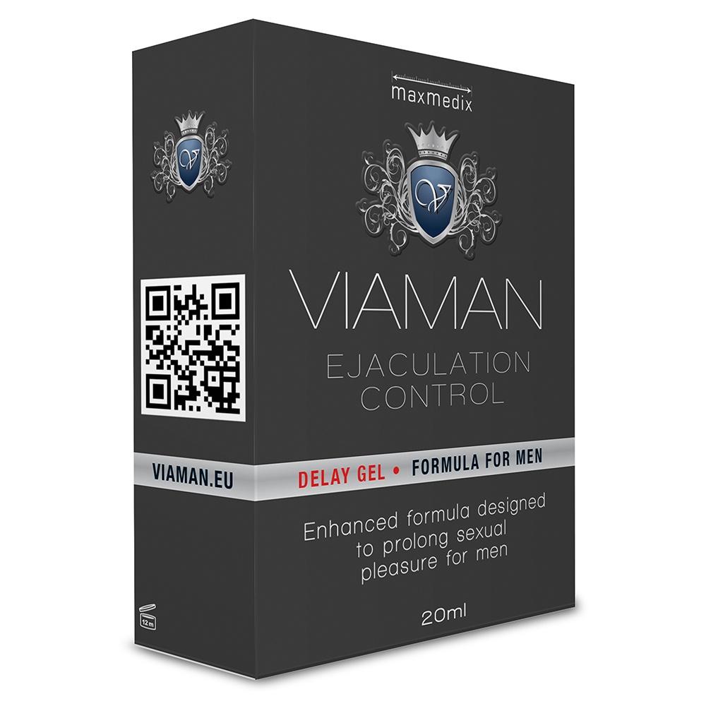 Viaman Delay Gel