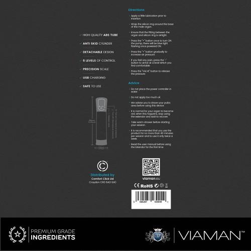 Viaman™ Extendor