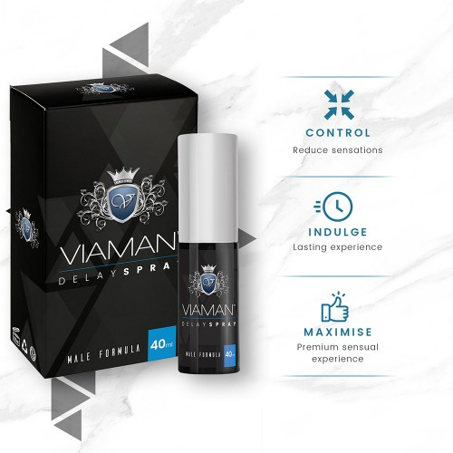 Viaman Delay Spray